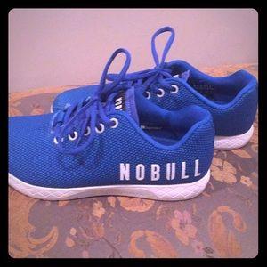 Nobulls size 7.5 trainers